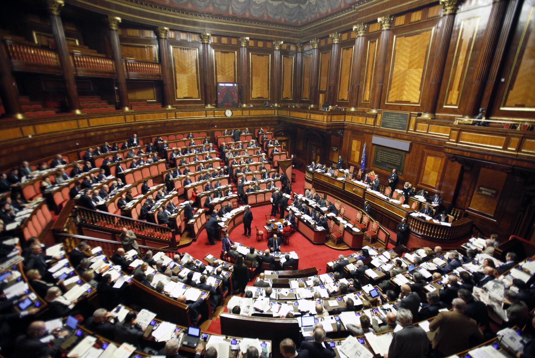 <span>Gruppo Misto XVIII Legislatura</span>